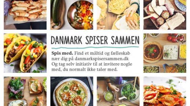 Danmission er med i Danmark Spiser Sammen