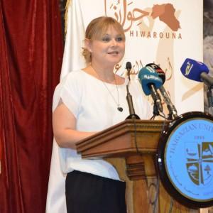 Det EU-støttede projekt Hiwarouna er skudt igang med stor konference i Beirut