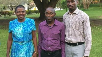 Velkommen til tre studerende fra Tanzania