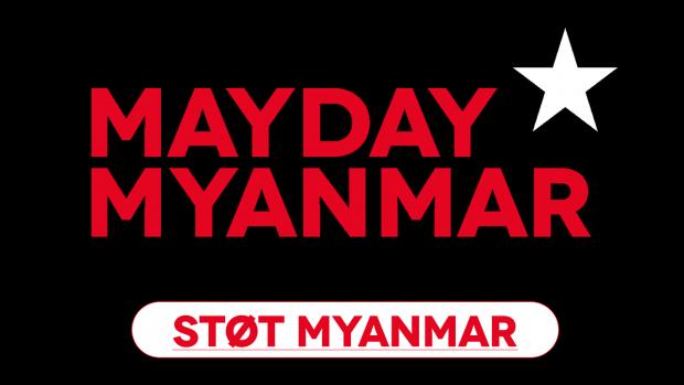 Mayday Myanmar - en vandring for fred