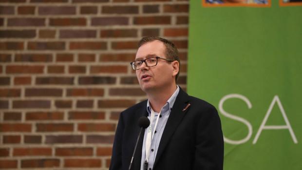 Mundtlig beretning ved formand Morten Skrubbeltrang