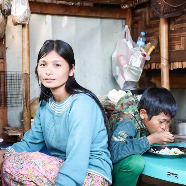 Situationen i Myanmar