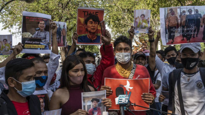 I Myanmar frygter de for fremtiden
