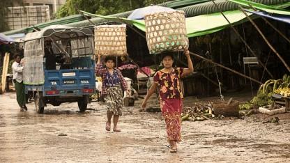 Militærkup i Myanmar presser befolkningen yderligere