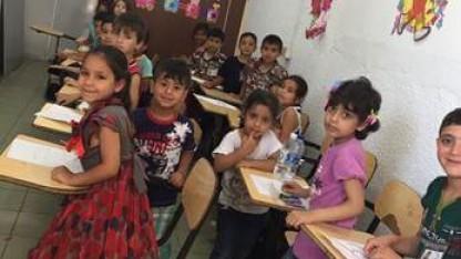 Håb til Syriens børn