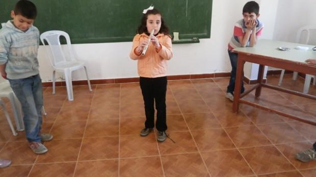 Danmission støtter nyåbnet børnecenter i Syrien