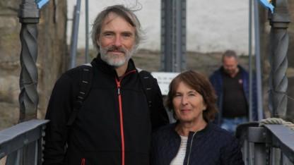 Kom til udsendelsesgudstjeneste for Kirsten og Peter Buch