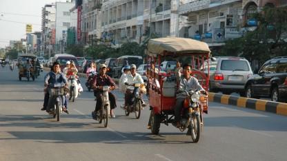 Cambodja - et land med store udfordringer