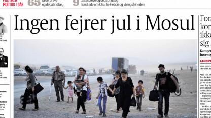 Bliver det jul i Mosul?