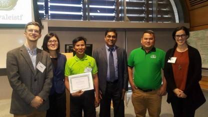 Danmissions partner i Cambodja bliver hædret med formen pris