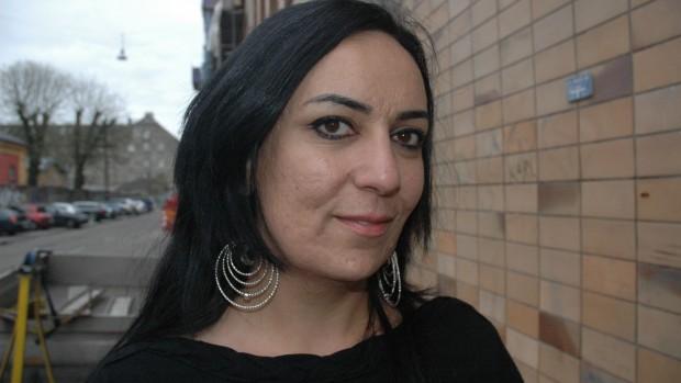 Rawan Yaghi fra Libanon oplevede at respekten voksede på LIU