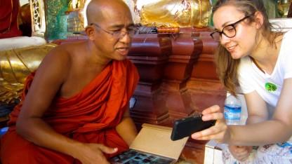 Vil du med til Myanmar?