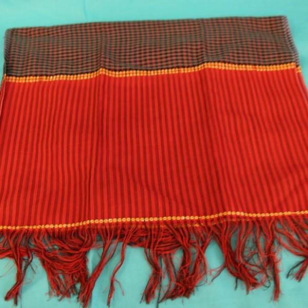 Tørklæder fra Indien