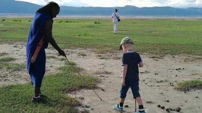 Efter 13½ år i Afrika kan hjemrejsen føles som en ny udsendelse