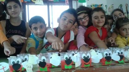 Danmission sender yderligere 50.000 kr. til Syriens børn