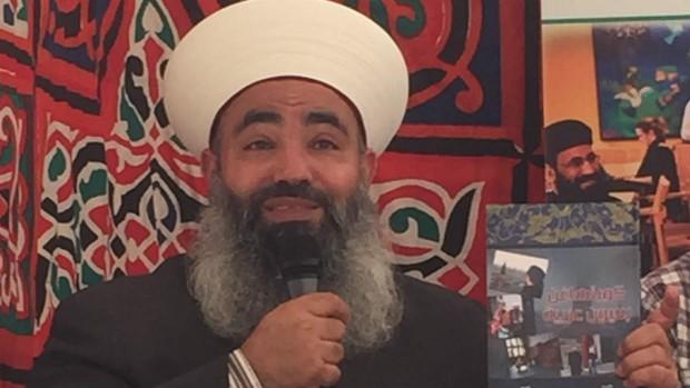 Libanesisk sheikh med forkærlighed for Danmark og dialog