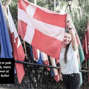 Amalie laver frivilligt fredsarbejde i Libanon