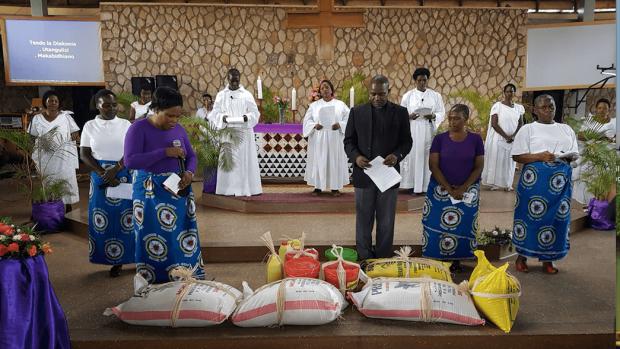 Kvindernes internationale bededag fejres også i Bukoba