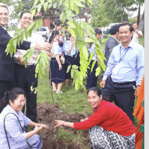 Unges narkotikamisbrug samler trosretninger i Cambodja