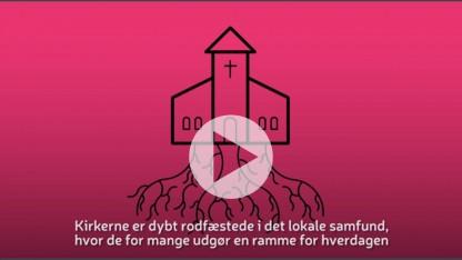 Hvad går kirkeligt arbejde i udviklingslande ud på?