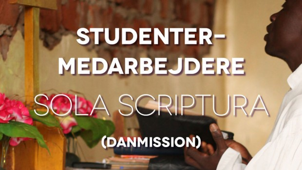 Studentermedarbejdere: Koordinatorer af Skriftens stemmer / Sola Scriptura.