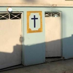 Nu ringer kirkeklokken igen i Baquba