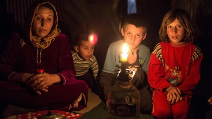 Julehilsen fra Abu Mohammad i Syrien