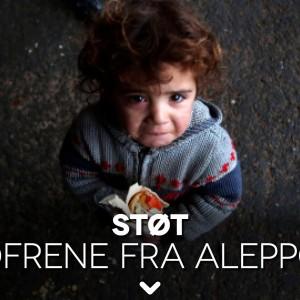 Landets biskopper i fælles appel: Aleppo bløder