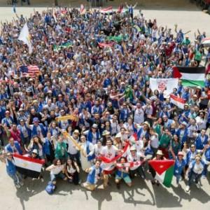Økumenisk Taize ungdomsmøde i Beirut Libanon