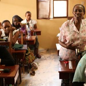 RESULTAT: En bedre skole til Tanzania