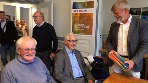 """Danmissions historie i """"Tidsånd"""" på P1"""