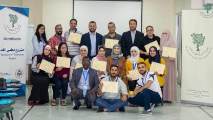 Danmission og Novo Nordisk Fonden bekæmper religiøs ekstremisme blandt unge i Jordan