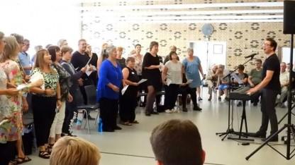 Syng og vind en gratis kor-workshop