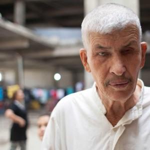 Habib blev frarøvet muligheden for en øjenoperation