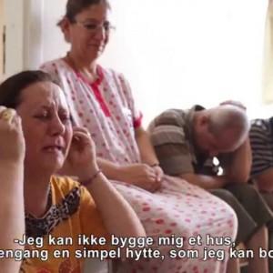 """""""Hvorfor?"""" Spørger flygtningekvinde i Nordirak"""