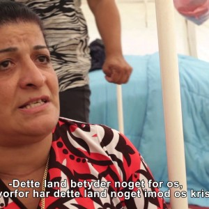 """""""Hvad er fremtiden for vores børn,"""" spørger nordirakisk mor"""
