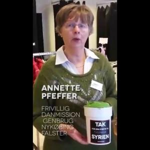 Danmission Genbrug samler ind til Syrien
