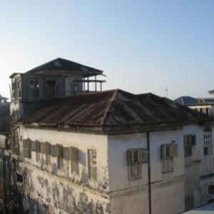 Solveig og Erich er faldet godt til på Zanzibar