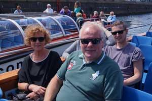 På gospel cruise 2014