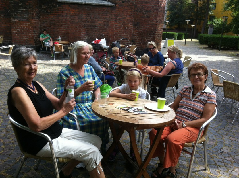 Sommercafe 2014