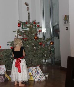 Så blev det alligevel jul