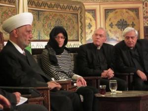 Karen Klint på besøg i Libanon 2016