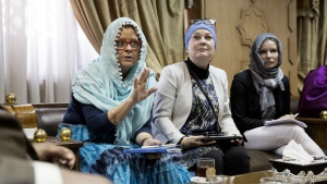 Stine Bosse Kairo tørklæde