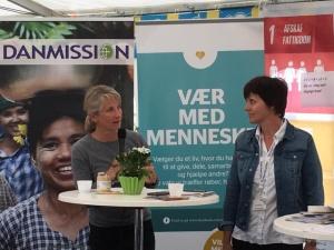 Folkemøde Kirsten Auken