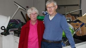 Grete og Verner Kristensen