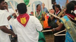 FDF indere danser