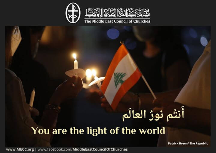 Foto: MECC - The Middle East Council of Churches